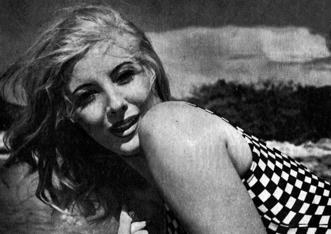 Murió Libertad Leblanc, legendaria actriz y vedette