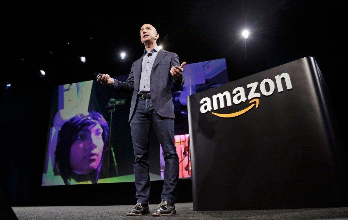 Amazon, de los más beneficiados por la pandemia: triplicó sus ganancias