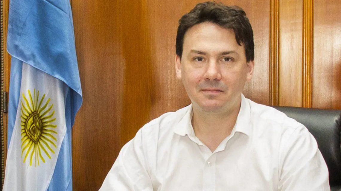 Echan a Federico Basualdo, subsecretario de Energía eléctrica