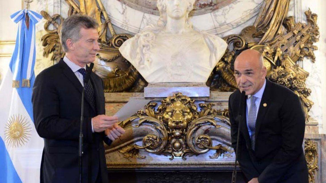 El ex jefe de los espías es hoy el principal problema de Mauricio Macri