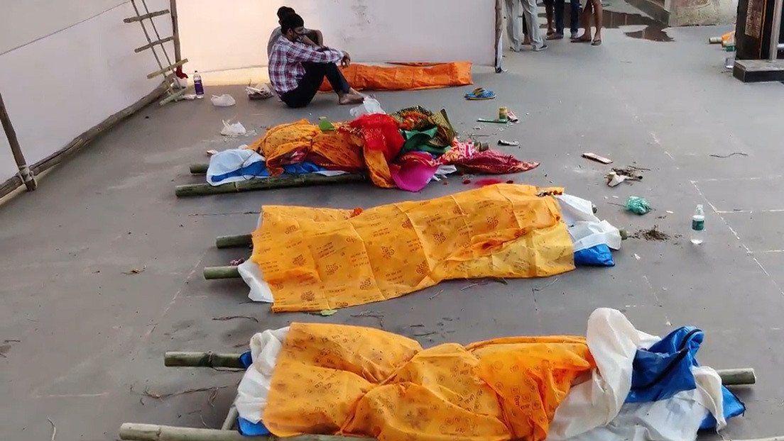 India: colapso sanitario por record de casos de coronavirus