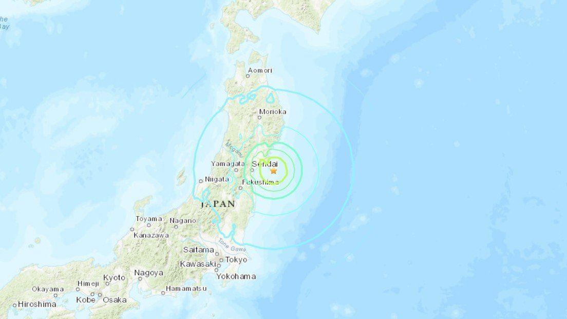 Japón: Nuevo sismo sacude al país