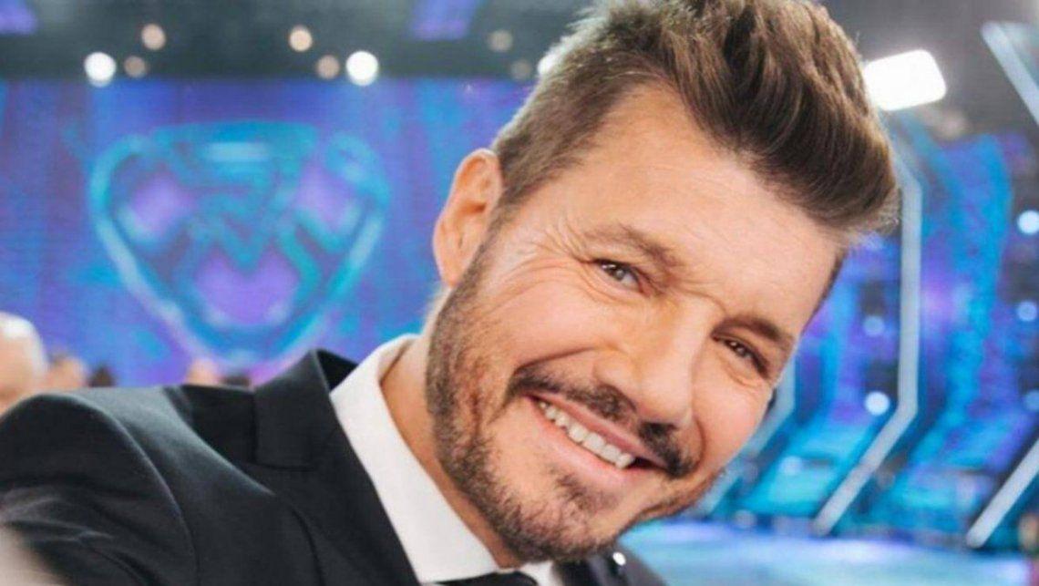 Marcelo Tinelli confirmó la fecha de su regreso a la pantalla de elTrece