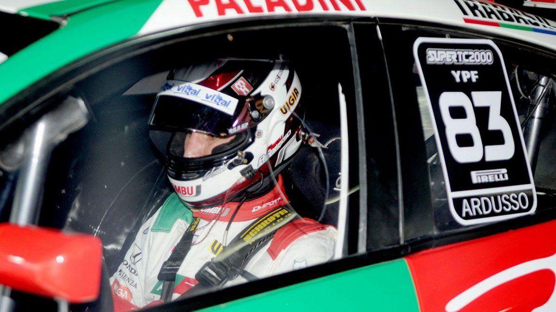 Facundo Ardusso se impuso en la clasificatoria del Súper TC2000 en San Nicolás
