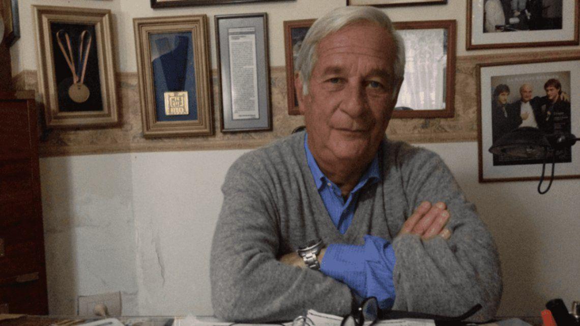 Falleció Hugo Barros Schelotto