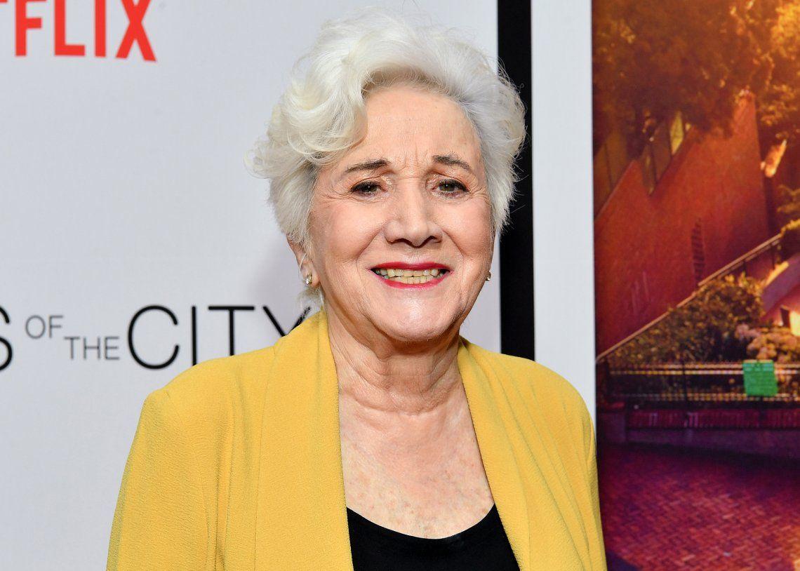 La actriz Olympia Dukakis falleció en Nueva York a los 89 años