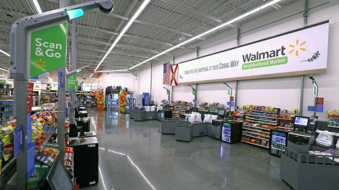 En Walmart de Miami comenzaron a vacunar contra el coronavirus