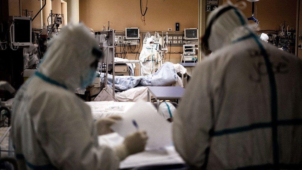 Argentina superó los 3 millones de casos de coronavirus.