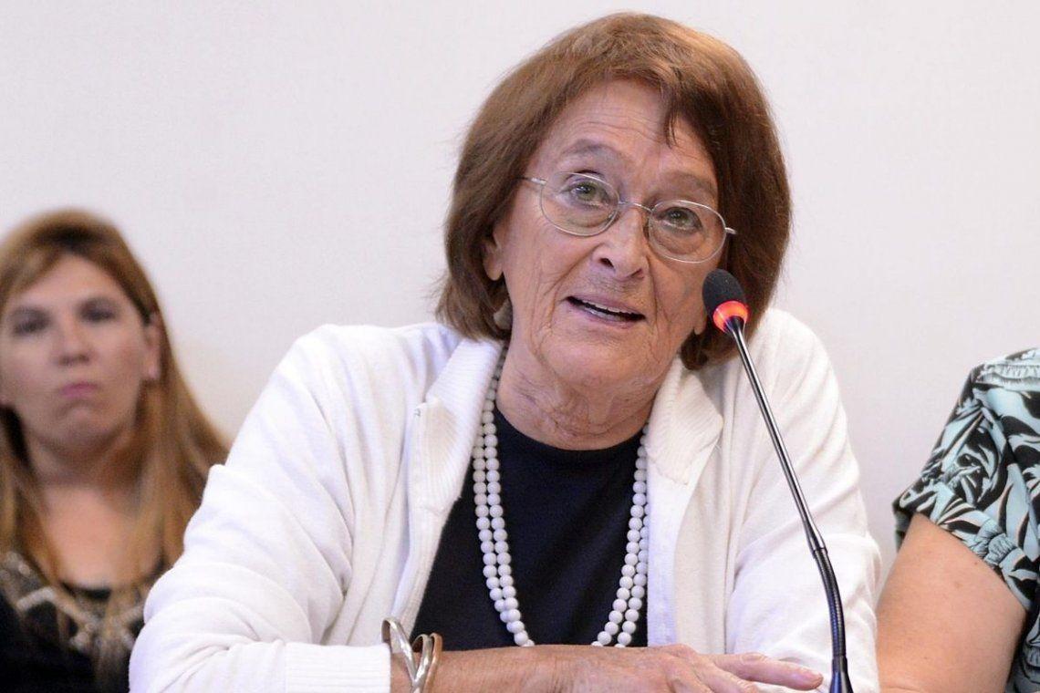 Alcira Argumedo fue elegida como diputada nacional en 2009 por Proyecto Sur y reelecta en 2013.