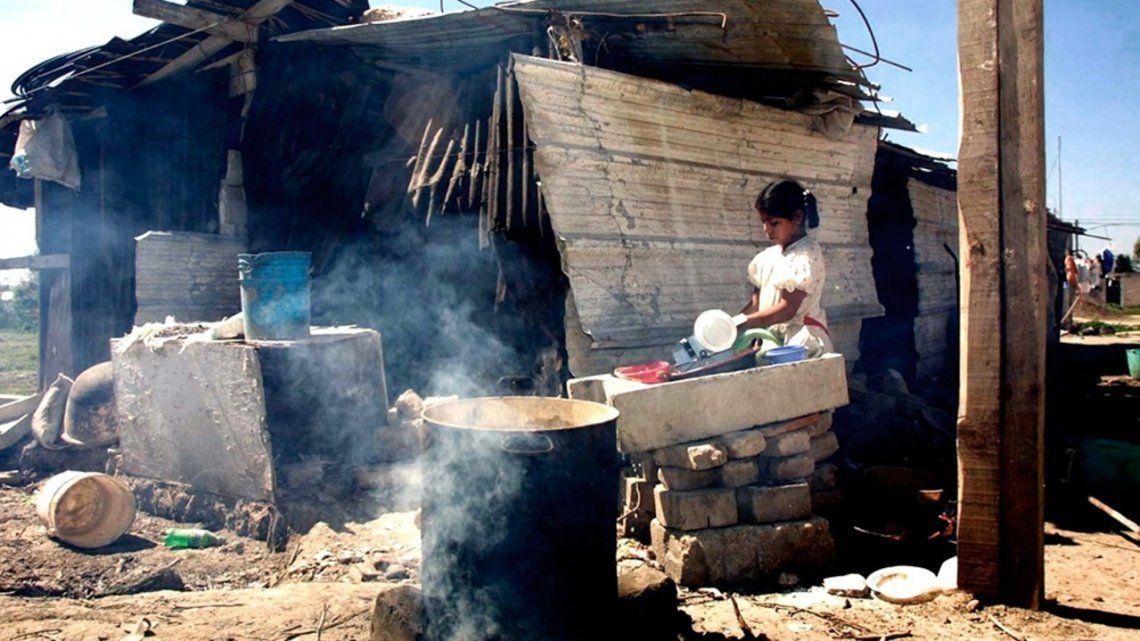 La CEPAL estima que el total de personas pobres ascendió a 209 millones a finales de 2020.