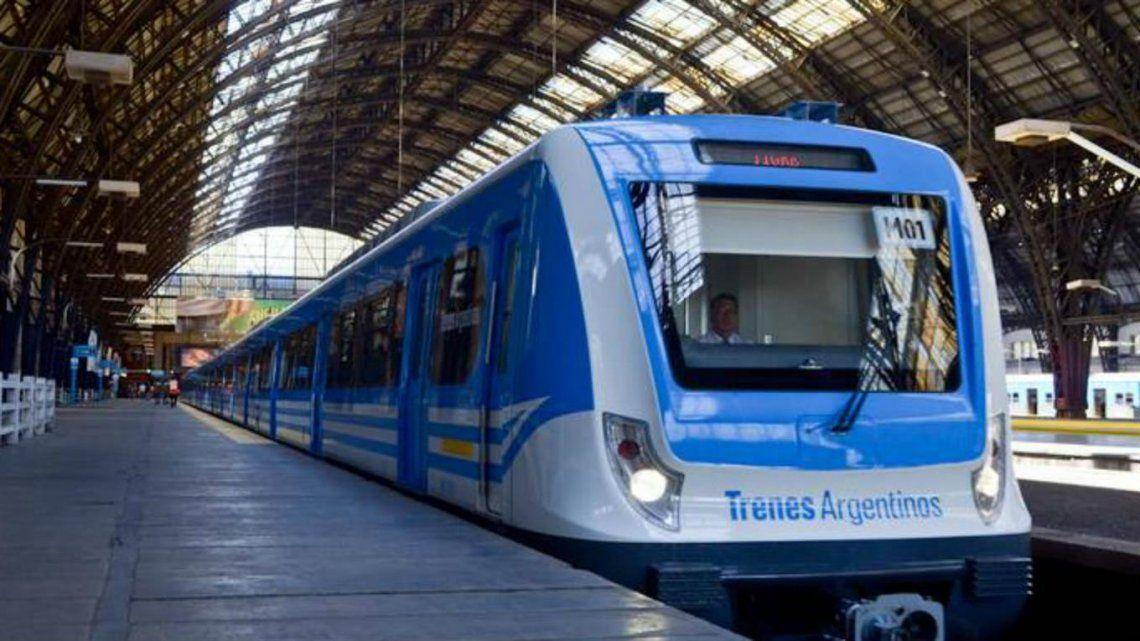 El proyecto financiará la ampliación y renovación de la playa ferroviaria de la estación de Retiro.