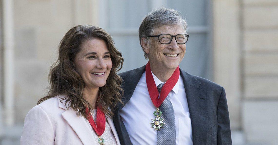 Bill Gates anunció que se divorció de su esposa Melinda.