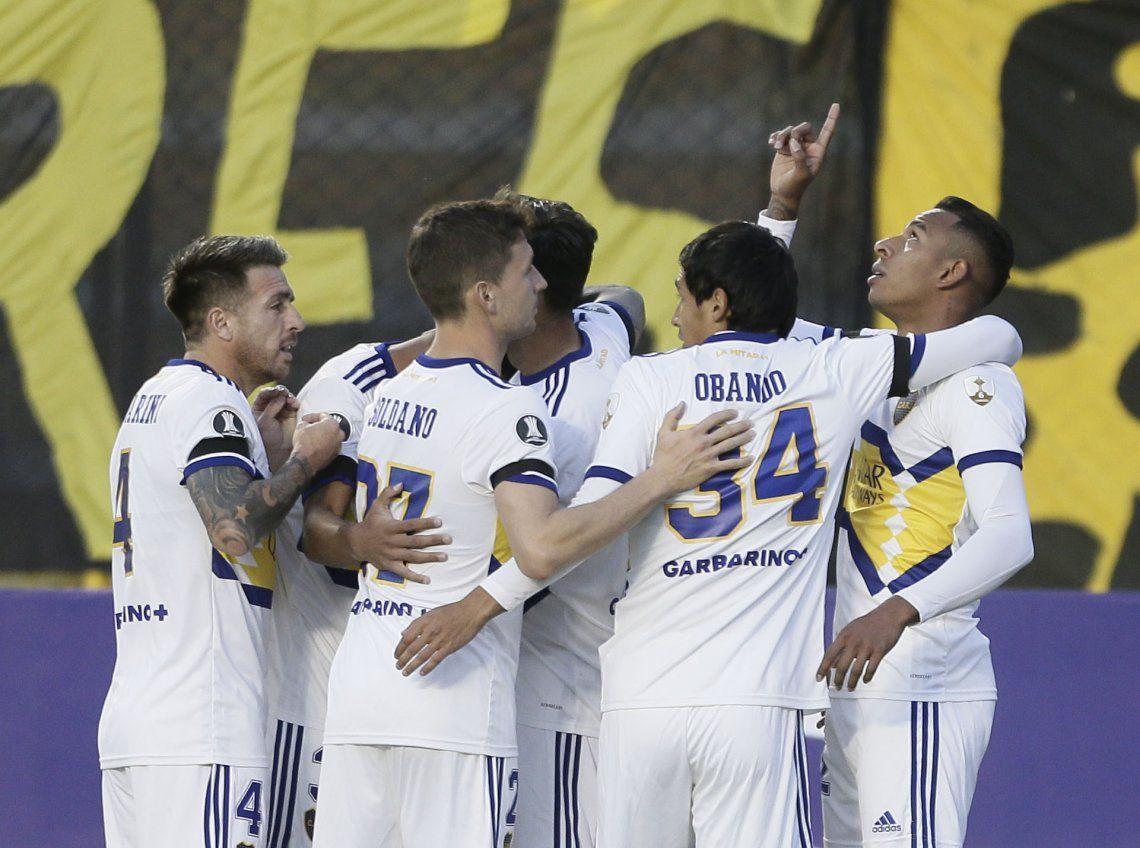 Boca enfrenta a Barcelona con Andrada aislado por Covid