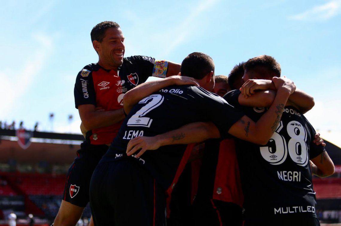 Tras el duro golpe en el clásico, Newells visita a Palestino por la Copa Sudamericana