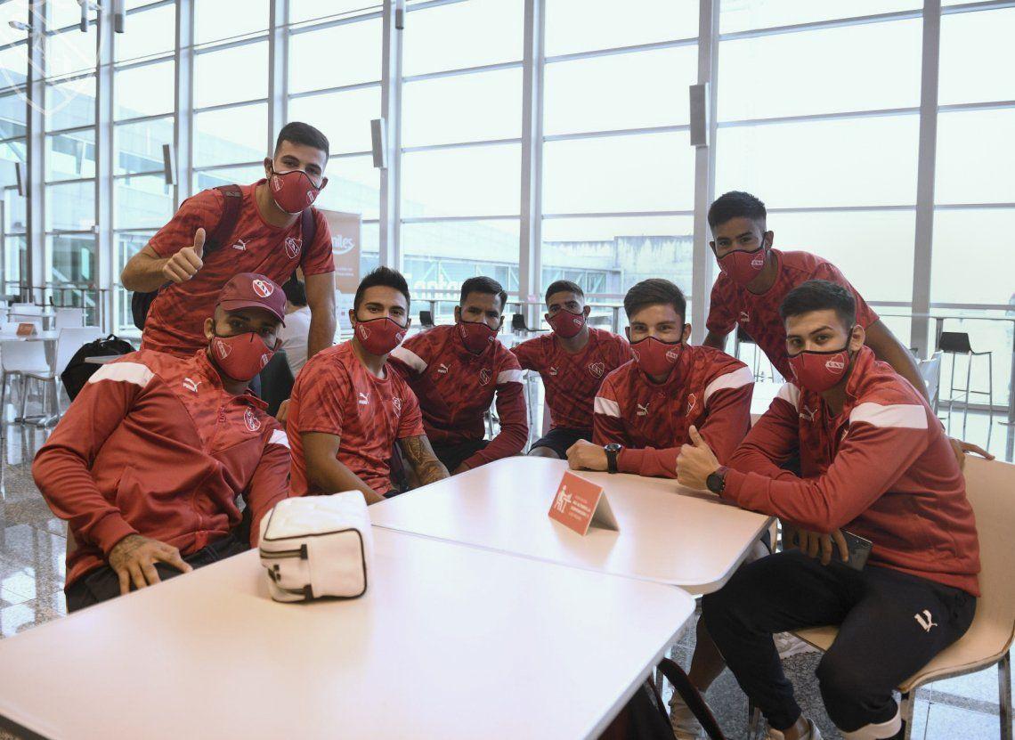 Desde Migraciones dijeron qué pasará con los jugadores de Independiente cuando lleguen al país