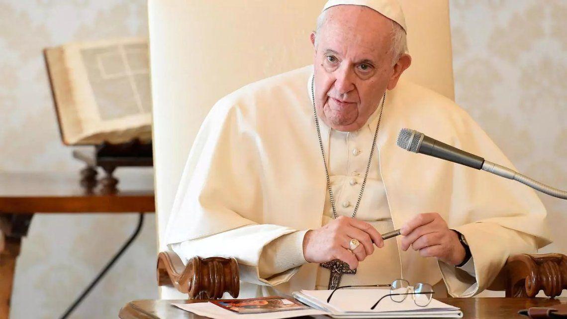 Las críticas al sistema financiero internacional son una constante del pontificado de Jorge Bergoglio.