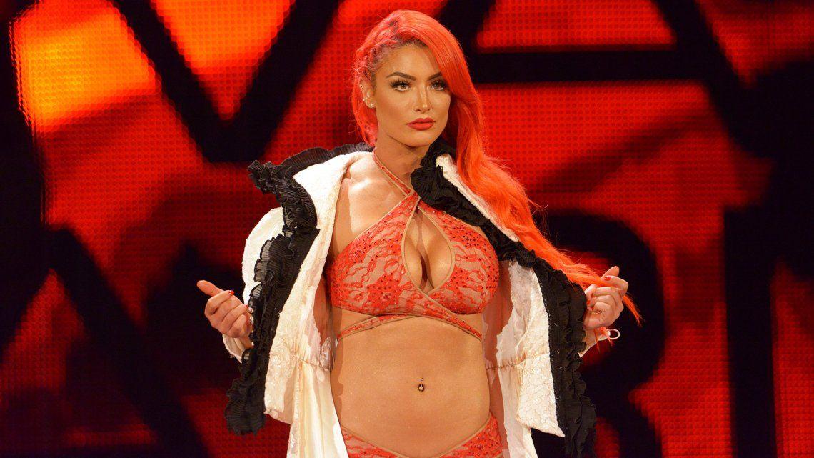La WWE confirmó el regreso de la luchadora Eva Marie.