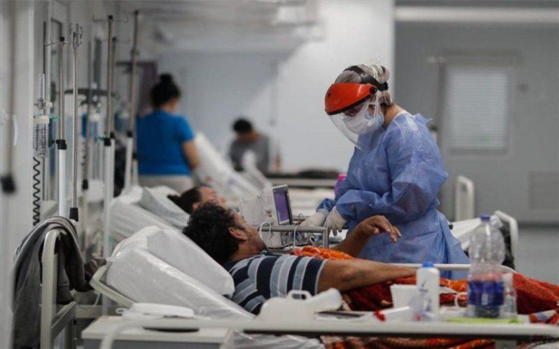 Otros 357 muertos por coronavirus