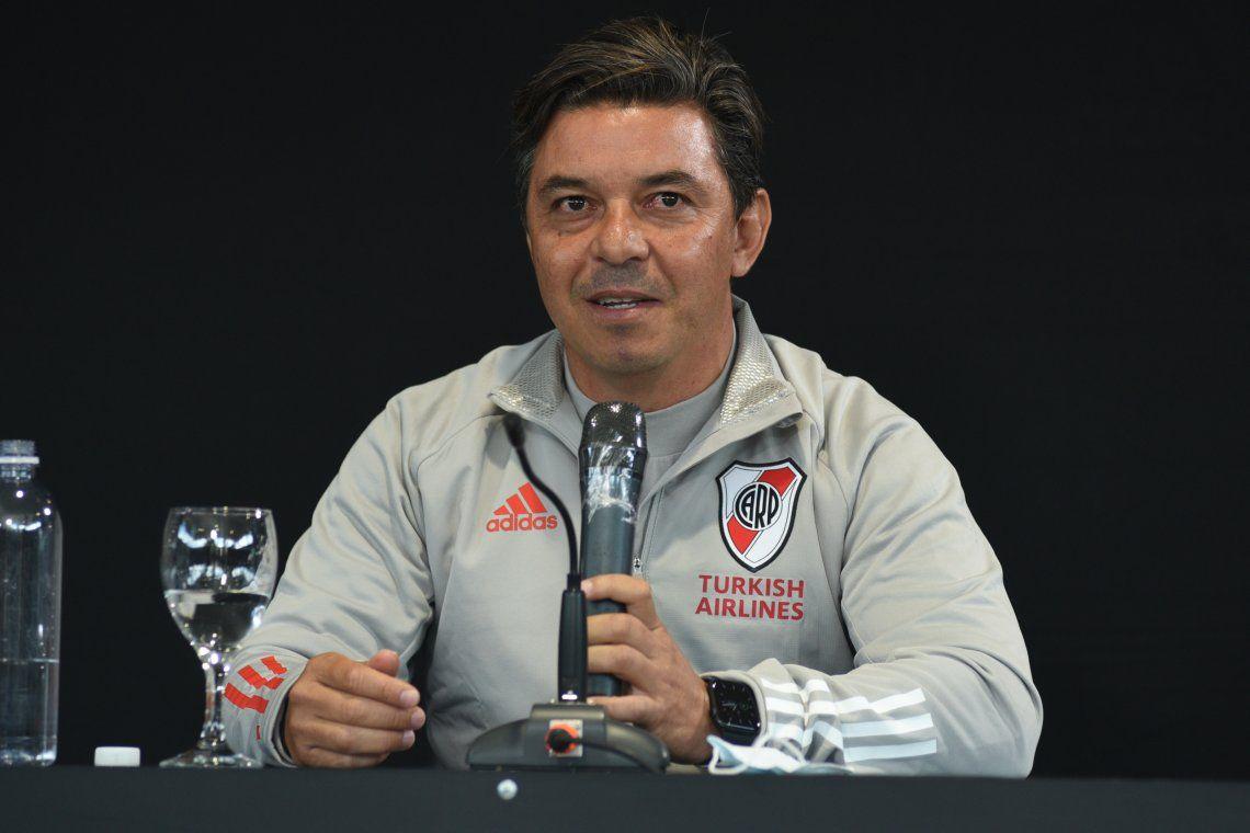 Marcelo Gallardo tendrá un día más para planificar el partido ante Santa Fe