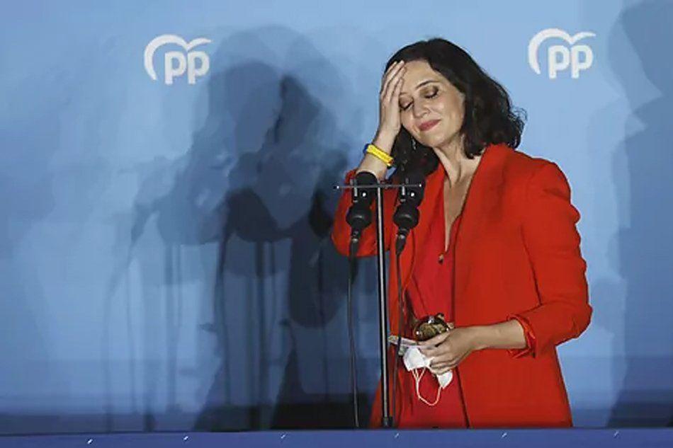 España: Díaz Ayuso