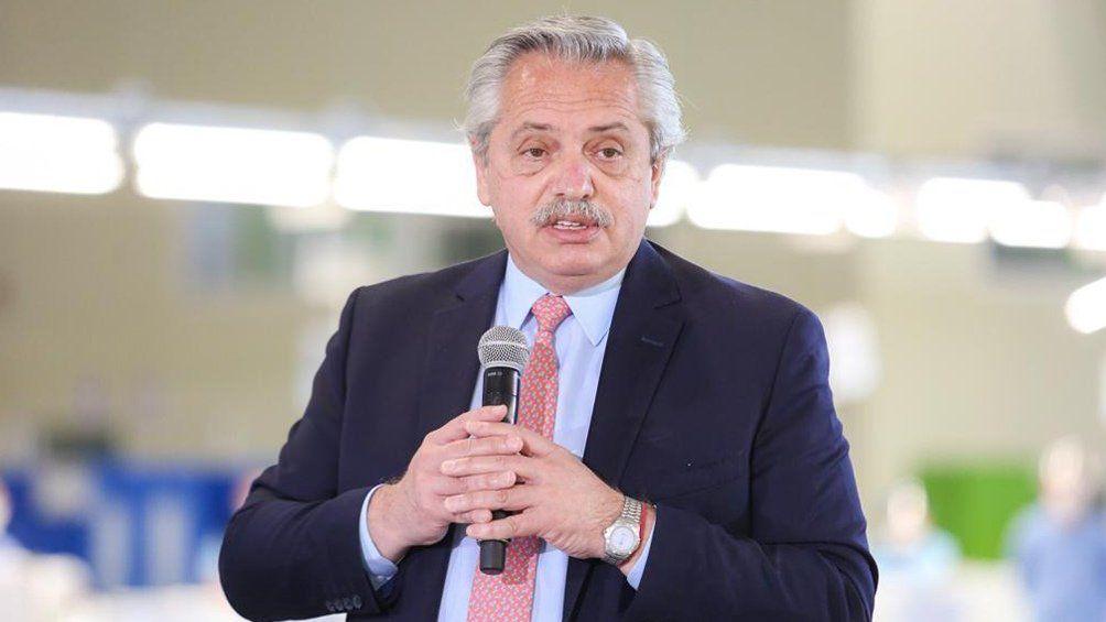 El presidente Alberto Fernández poderó la integridad del exgobernador santafesino Miguel Lifschitz.