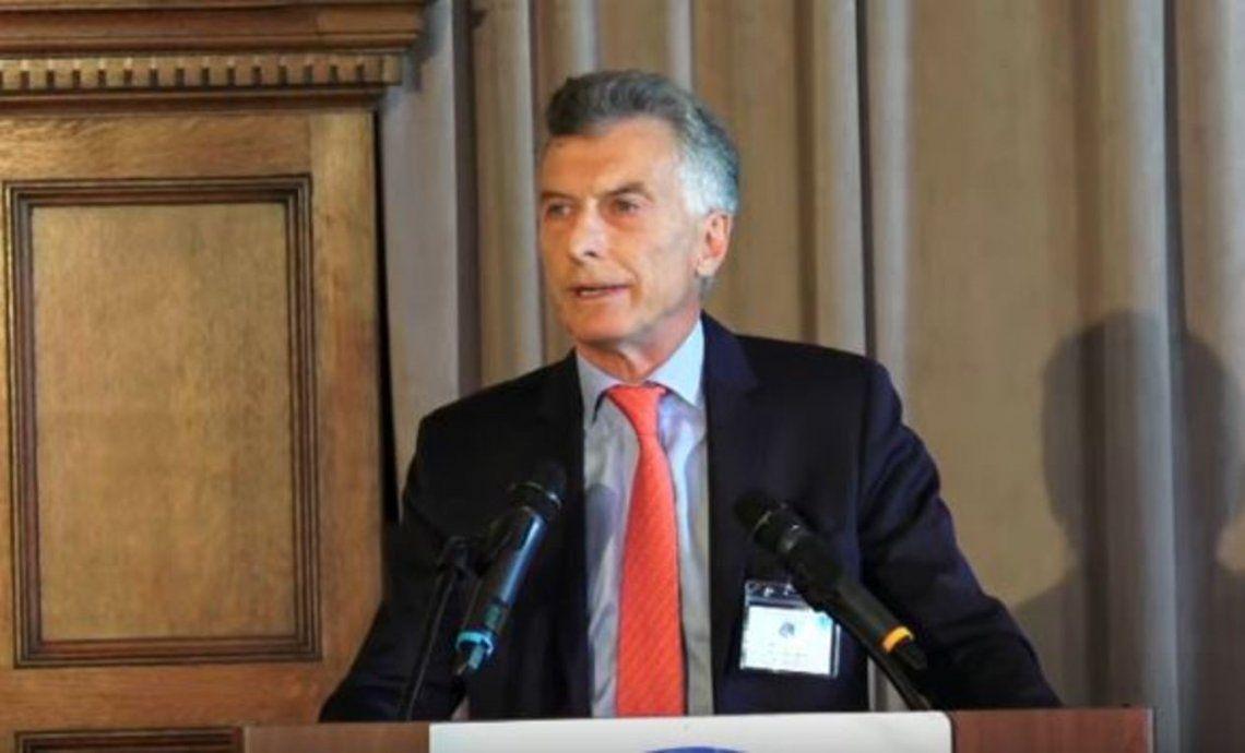 Miami: Macri criticó el populismo en la Argentina en el marco de un foro internacional