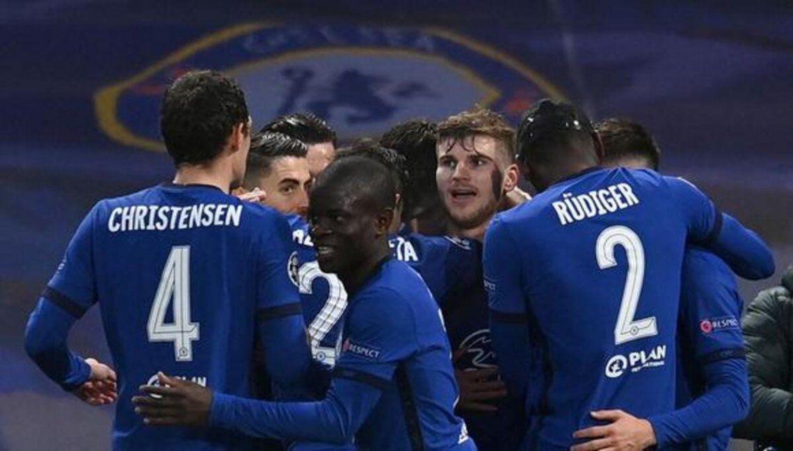 Chelsea le ganó al Real Madrid y es finalista de la Champions League.