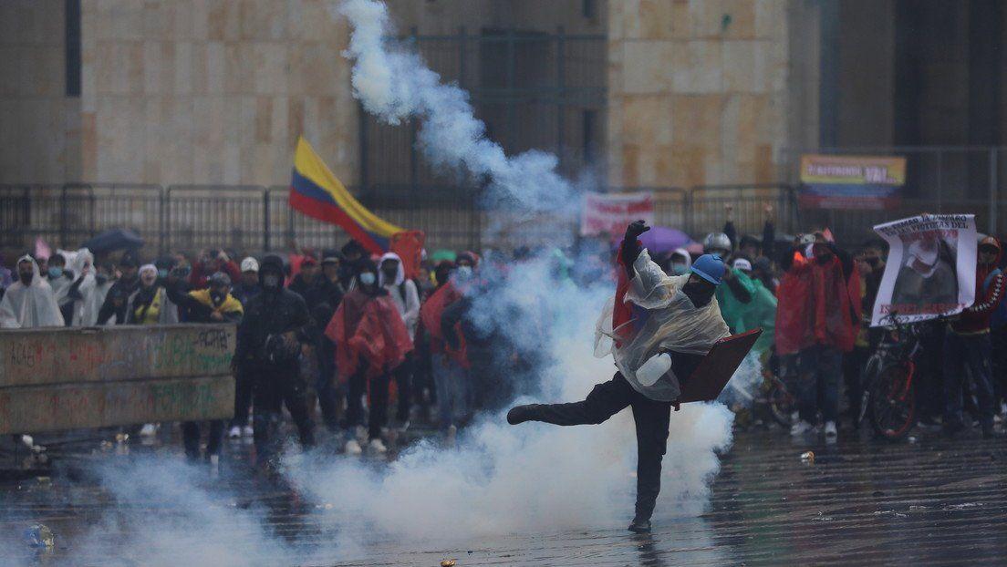 Colombia: continúan las protestas y la represión en Bogotá