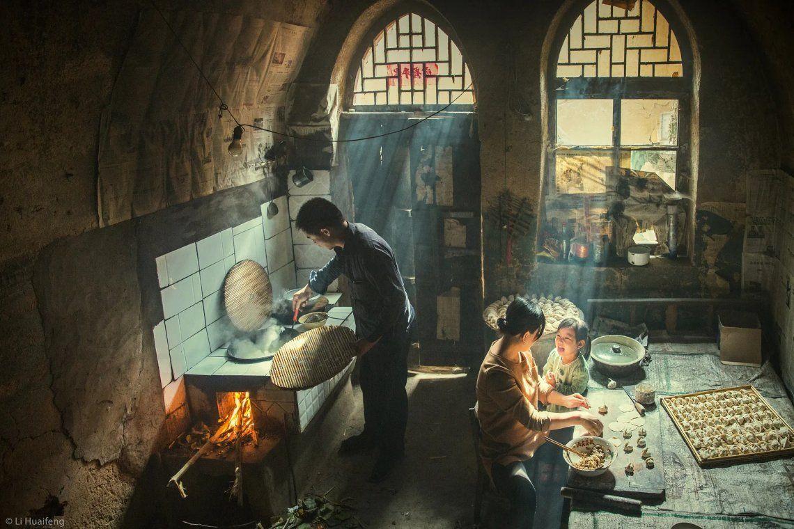Ganador general: Taste de Li Huaifeng