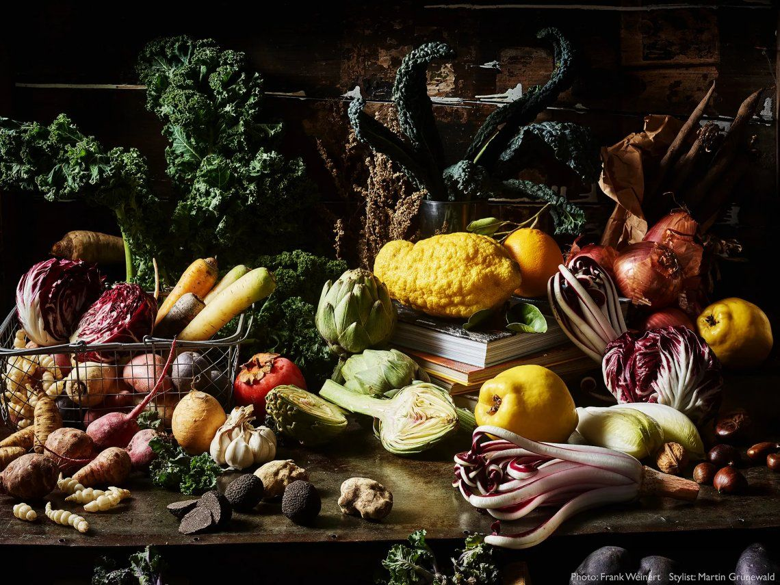 Premio de Estilista de Alimentos: Winteropulenz de Martin Grünewald