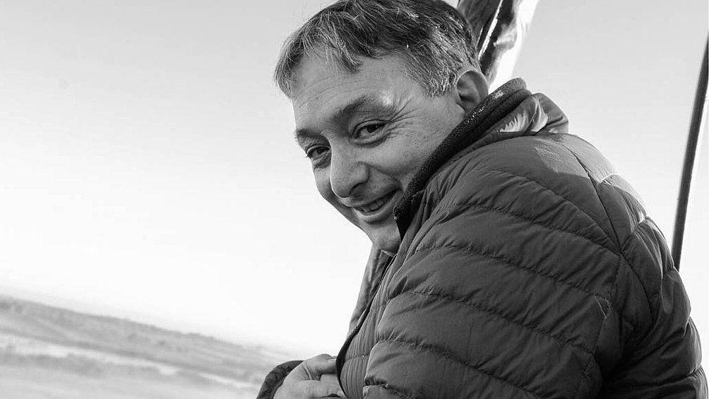 Periodista y cuervo: Pablo Calvo amaba tanto su profesión como a San Lorenzo.