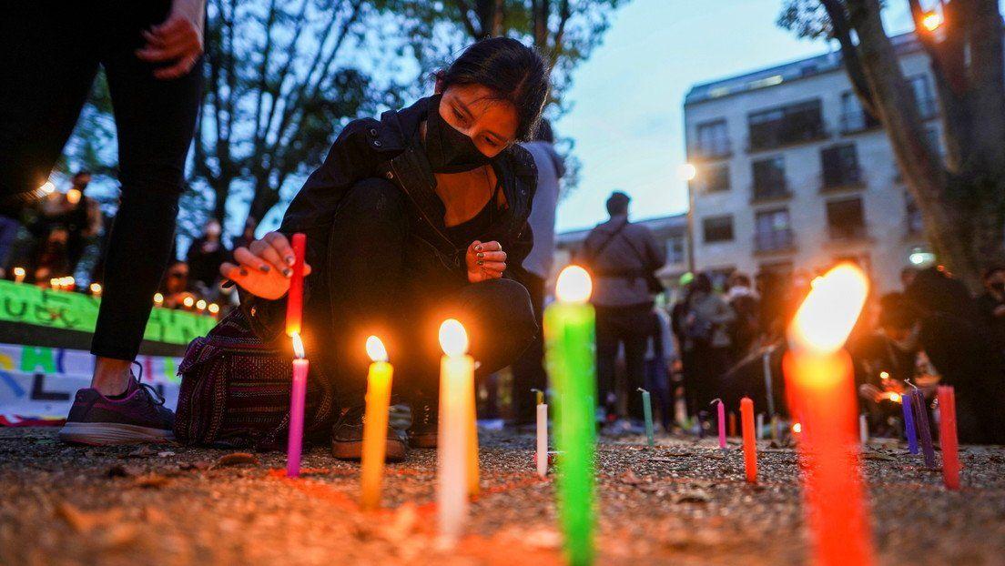 Colombia: denuncian 379 personas desaparecidas durante las protestas