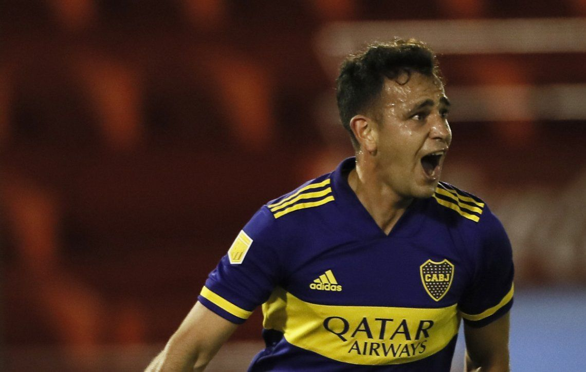Gonzalo Maroni volvería a ser titular en Boca.