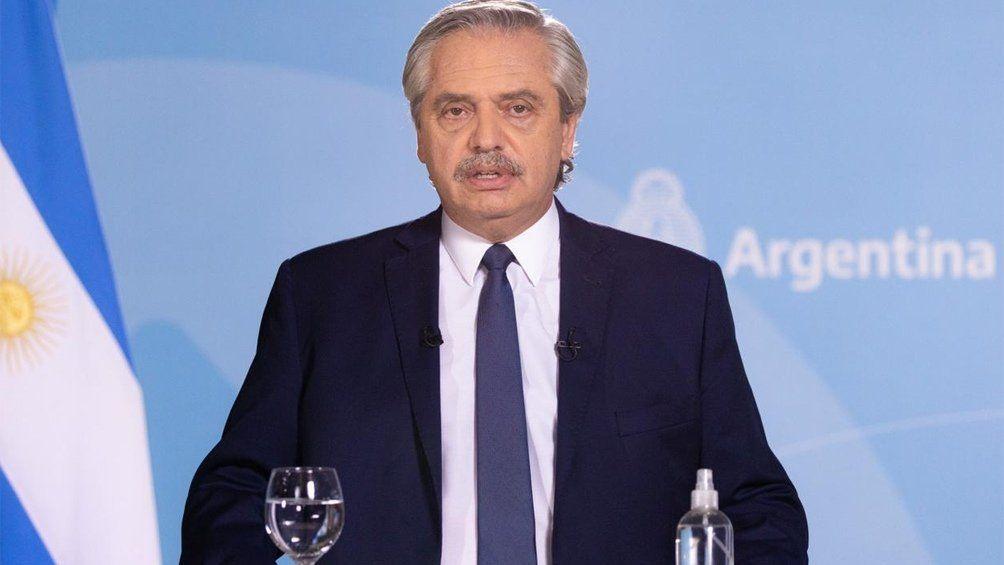 Alberto Fernández anunció que seguirán las restricciones pero no se volverá a Fase 1
