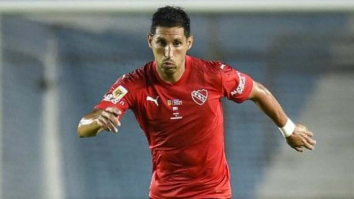 Juan Manuel Insaurralde será titular en Independiente ante Huracán
