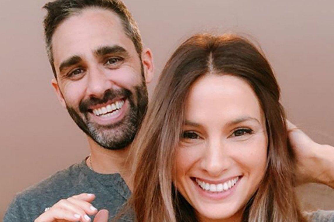 El Pollo Álvarez y su esposa