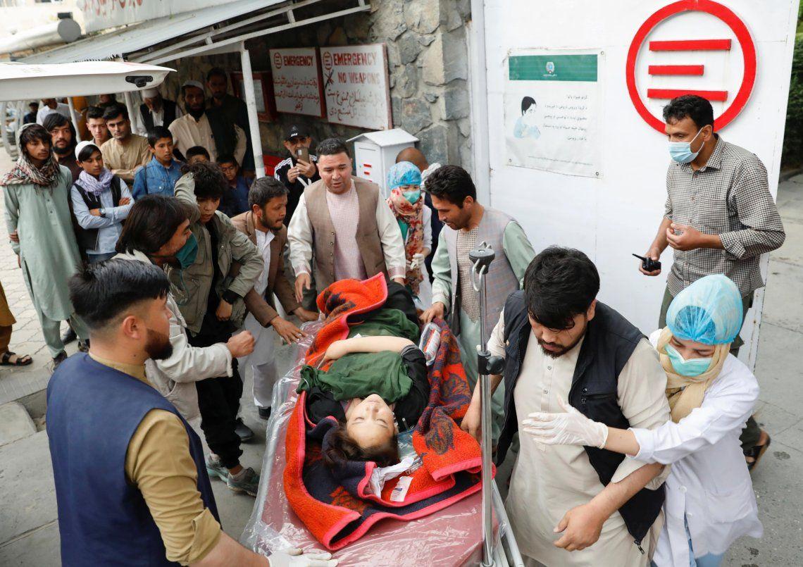 Kabul: Atentado cerca de escuela provoca 25 muertes