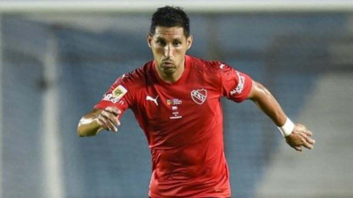 Juan Manuel Insaurralde vuelve en Independiente