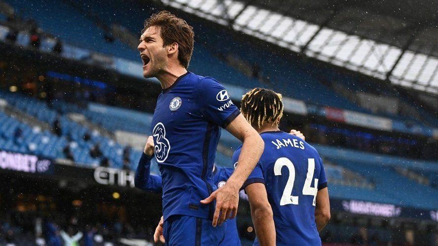 Chelsea le ganó al Manchester City en la previa de la final de la Champions .