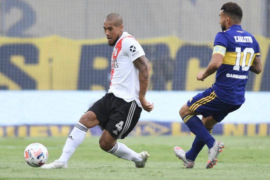 Copa de la Liga: River y Boca se enfrentarán en los cuartos de final.