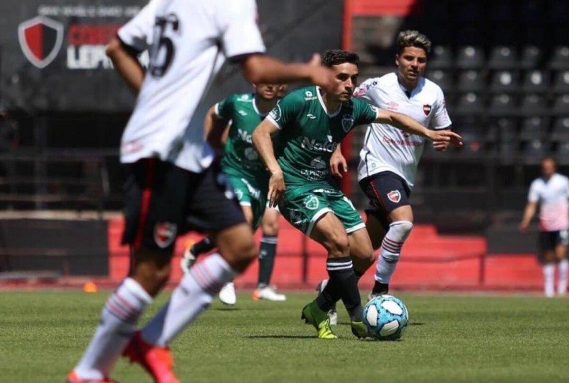 Newell´s empató 1-1 con Sarmiento de Junín.