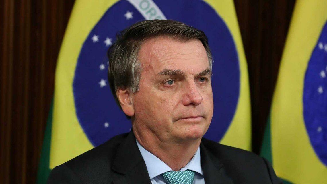Bolsonaro felicitó a la policía tras la matanza en Río