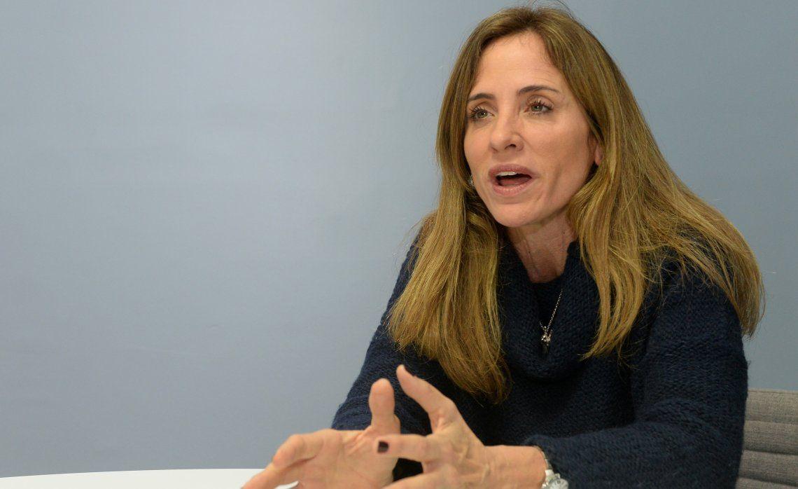 Victoria Tolosa Paz será candidata.