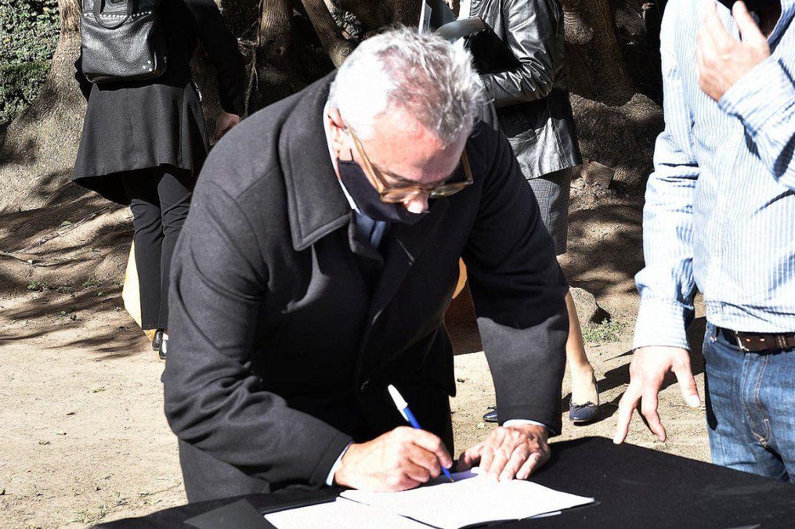 Convenio de colaboración para el Plan Casa Propia en Tigre