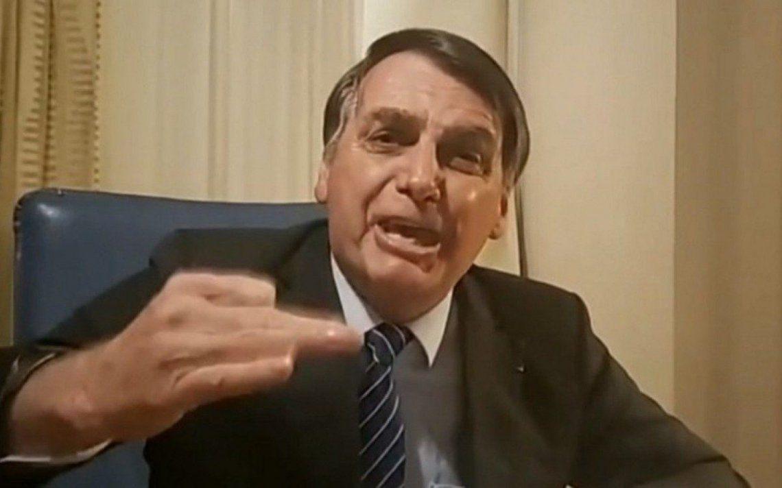 Bolsonaro contra la marihuana medicinal