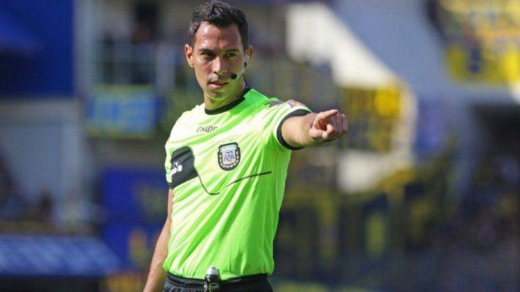 Facundo Tello dirigirá por segunda vez consecutiva un Boca-River