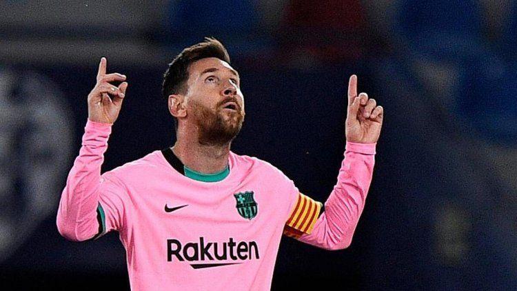 Barcelona empató 3-3 con Levante por la Liga de España