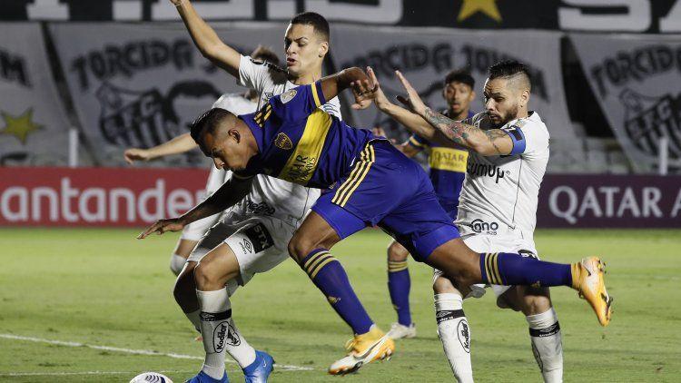 Boca sigue en caída en la Copa, pero no quedó tan mal parado después del triunfo boliviano en La Paz