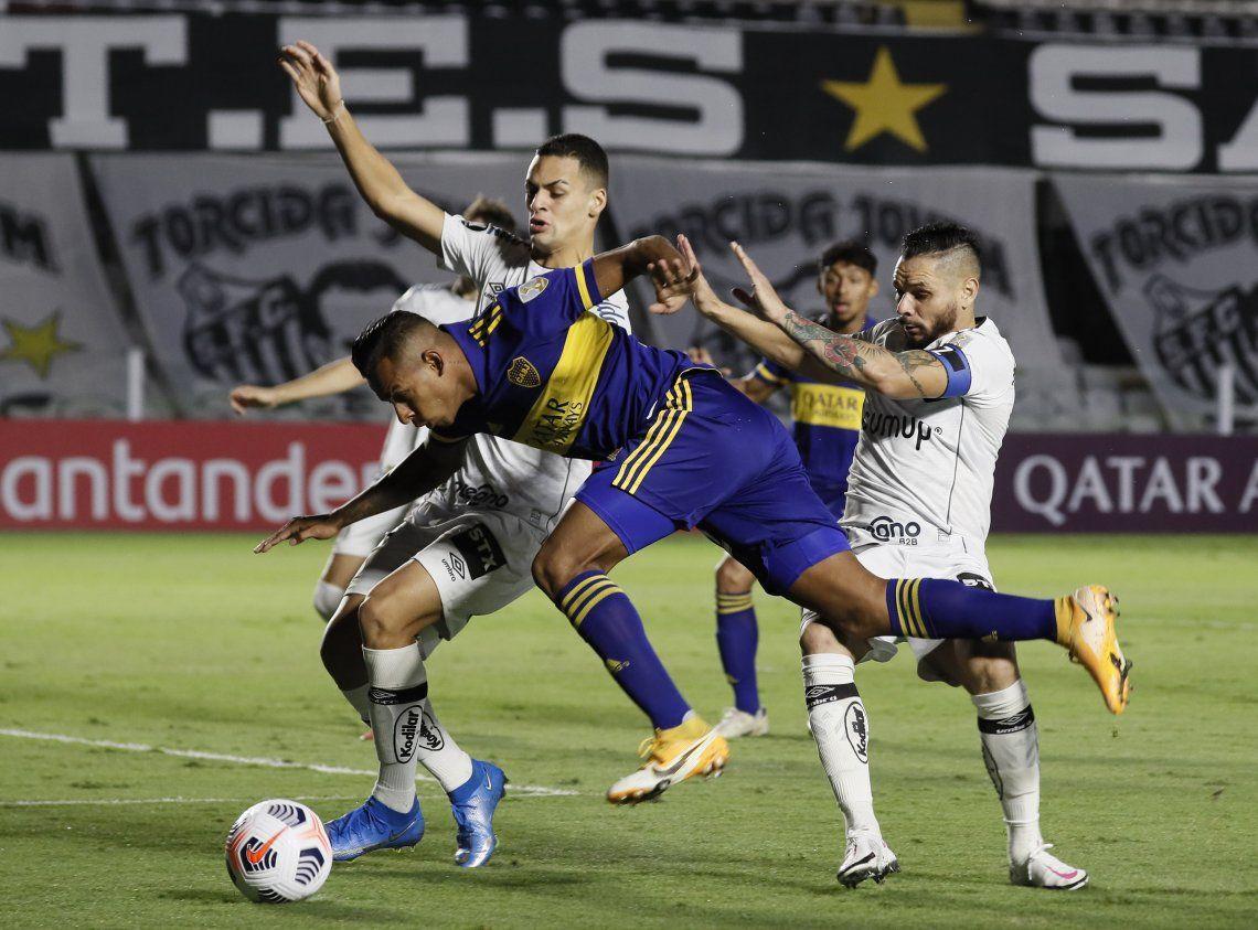 Boca sigue en caída en la Copa