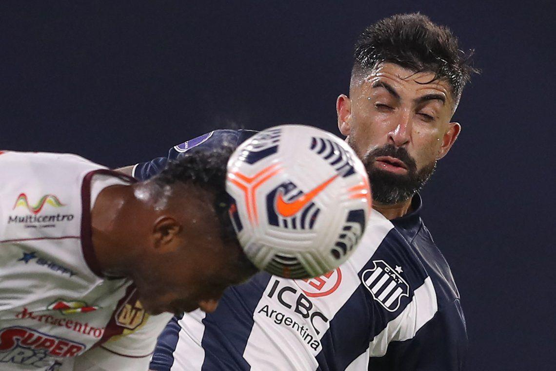 Talleres dejó pasar una buena oportunidad en Córdoba